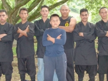 Atletas de Nijitsu Edo Trujillo