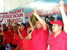 Juramentación de Patrulleros y Patrulleras en Carvajal
