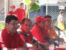 Hugo Cabezas en Voces del Socialismo