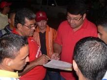 Hugo Cabezas y Temistocles en San Luis